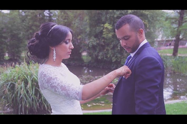 Clip Mariage – Nina & Karim