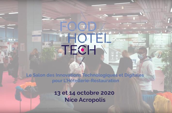 Salon Food Hotel Tech – Édition 2020