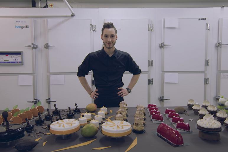 La Pâtisserie, un métier de passion – Avec Yoan Palamara